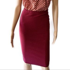❤️ Forever 21 Red Skirt Size S